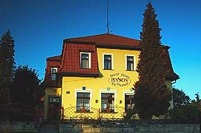 Apartmány Stará Škola, Krčkovice, Boheems Paradijs